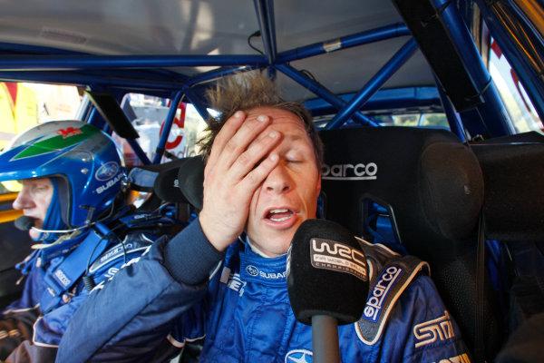 Round 11, Rally of Spain, Catalunya2nd-5th October 2008Petter Solberg, Subaru, PortraitWorldwide Copyright: McKlein/LAT