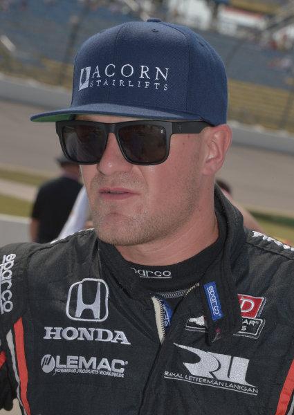 22-23 June, 2013, Newton, Iowa USA.#16 James Jakes, Rahal Letterman Lanigan Racing ©2013, Dan R. Boyd LAT Photo USA