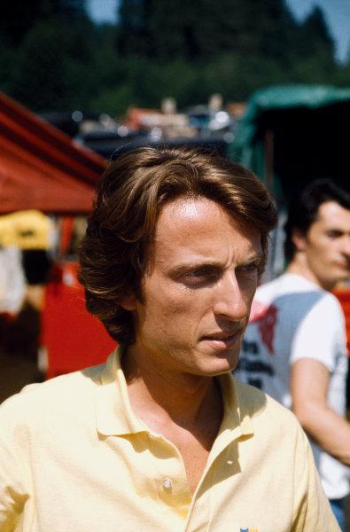 Osterreichring, Zeltweg, Austria. 16-18 August 1974.Luca di Montezemolo, portrait. World Copyright: LAT Photographic.Ref:  74AUT07.