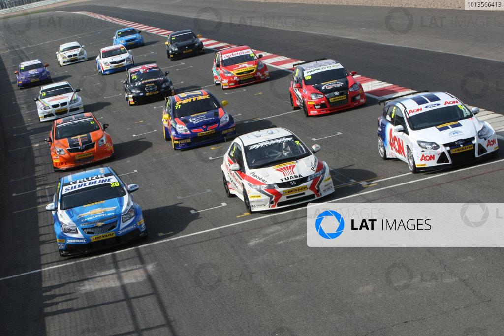 Silverstone, 24th March 20112011 BTCC GridWorld Copyright: Ebrey/LAT Photographic