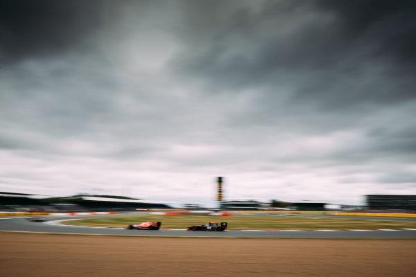 2017 FIA Formula 2 Round 6. Silverstone, Northamptonshire, UK. Sunday 16 July 2017. Sergio Canamasas (ESP, Rapax).  Photo: Malcolm Griffiths/FIA Formula 2. ref: Digital Image MALC7384