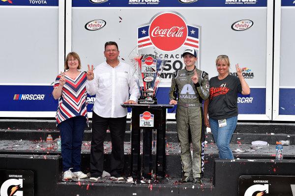 NASCAR XFINITY Series Coca-Cola Firecracker 250 Daytona International Speedway, Daytona Beach, FL USA Saturday 1 July 2017 William Byron, AXALTA / Vorteq Chevrolet Camaro World Copyright: Rusty Jarrett LAT Images