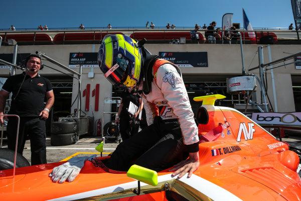 Le Castellet (FRA) JUN 24-26 2016 - Forth round of the Formula V8 3.5 series at circuit Paul Ricard. Tom Dillmann #16 AVF. Action. © 2016 Diederik van der Laan  / Dutch Photo Agency / LAT Photographic