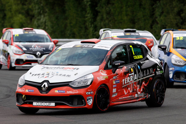 2017 Renault Clio Cup, Oulton Park, 20th-21st May 2017, James Colburn (GBR) PP Motorsport Renault Clio Cup World copyright. JEP/LAT Images