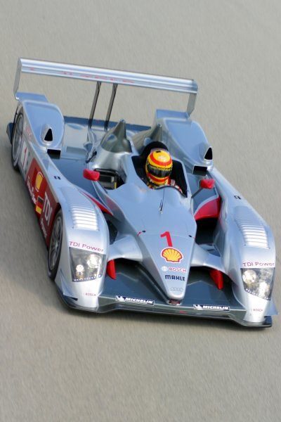 JANUARY 23-25, 2006, SEBRING INTERNATIONAL RACEWAY,   FRANK BIELA, NO 1 AUDI R10   