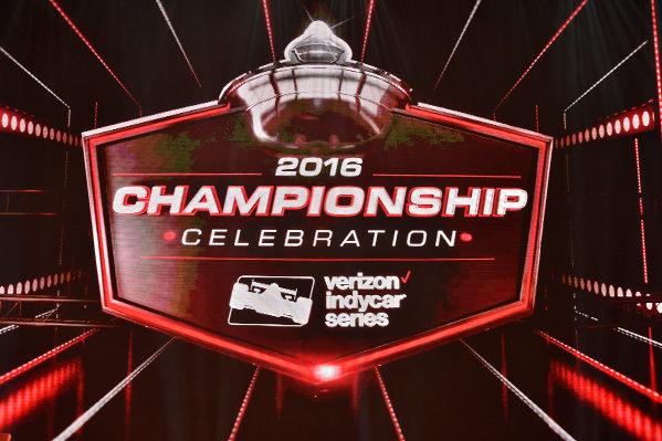 4 October, 2016, Indianapolis, Indiana USA Championship Logo ?2016, Walt Kuhn LAT Photo USA