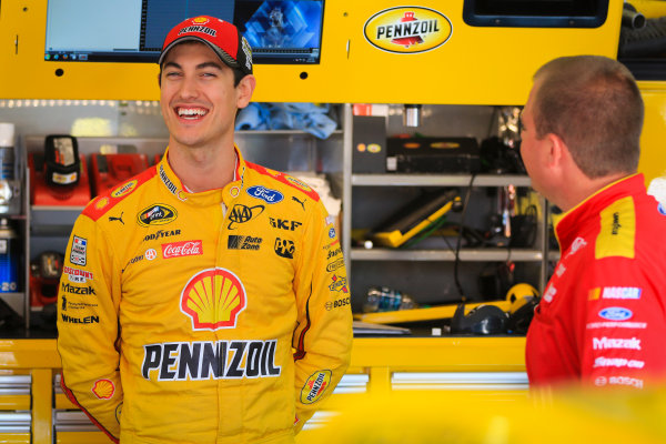 21-23 October, 2016, Talladega, Alabama USA Joey Logano ©2016, Barry Cantrell / LAT Photo USA
