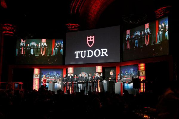 13 October, 2014, New York, New York USA Tudor Championship watch presentation ©2014, Todd Davis LAT Photo USA