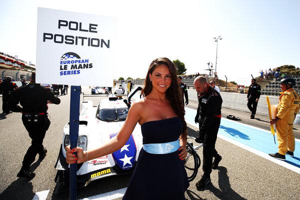 2017 European Le Mans Series, Le Castellet, France. 25th - 27th August 2017. #21 Henrik Hedman (SWE) / Nicolas Lapierre (FRA) / Ben Hanley (GBR) DRAGONSPEED - Oreca 07 ? Gibson World Copyright: JEP/LAT Images
