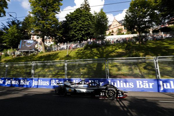 Sébastien Buemi (CHE), Nissan e.Dams, Nissan IMO1 a