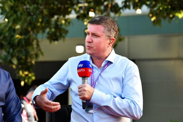David Croft, Sky TV
