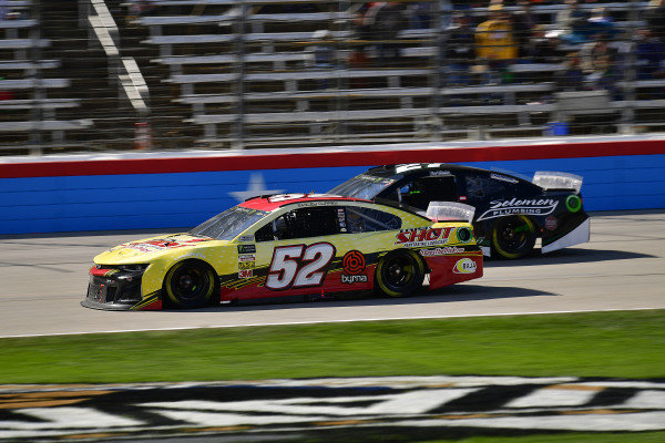 #52: Bayley Currey, Rick Ware Racing, Ford Mustang TRICK SHOT PENETRATING LUBRICANT