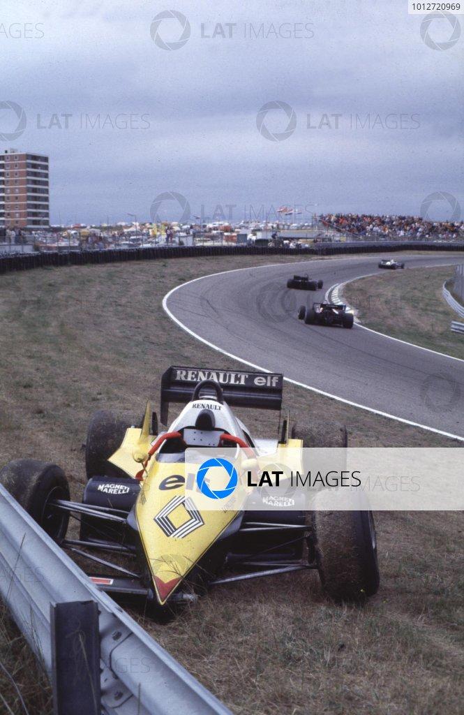 1983 Dutch Grand Prix.