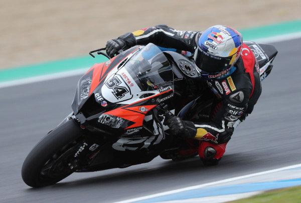 Toprak Razgatlioglu, Kawasaki Puccetti Racing.
