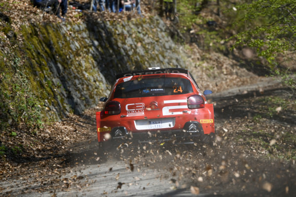 Mads Østberg (NOR), PH Sport, Citroën C3 R5