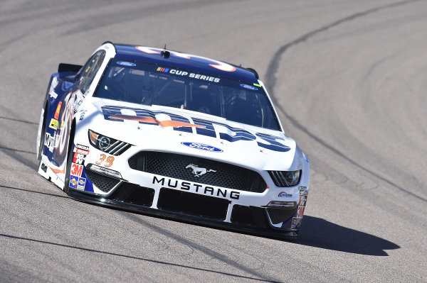 #38: John H. Nemechek, Front Row Motorsports, Ford Mustang MDS Transport