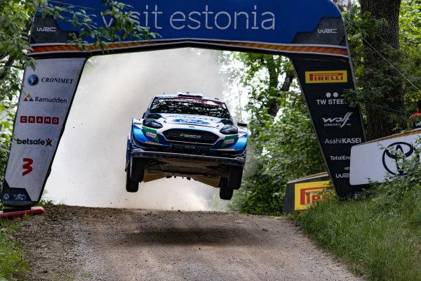 Teemu Suninen (FIN), M-Sport Ford WRT, Ford Fiesta WRC 2021