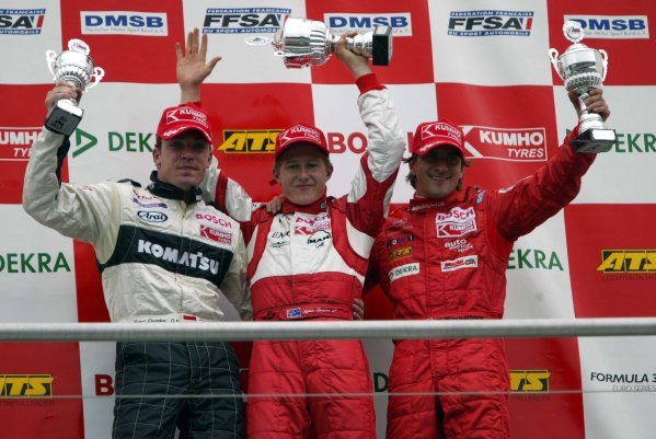 26.04.2003 Hockenheim, Deutschland,