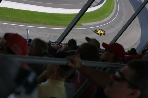 2002 American Grand Prix.Indianapolis, Indiana, USA. 27-29 September 2002.Giancarlo Fisichella (Jordan EJ12Honda) 7th position.World Copyright - LAT Photographicref: Digital File Only
