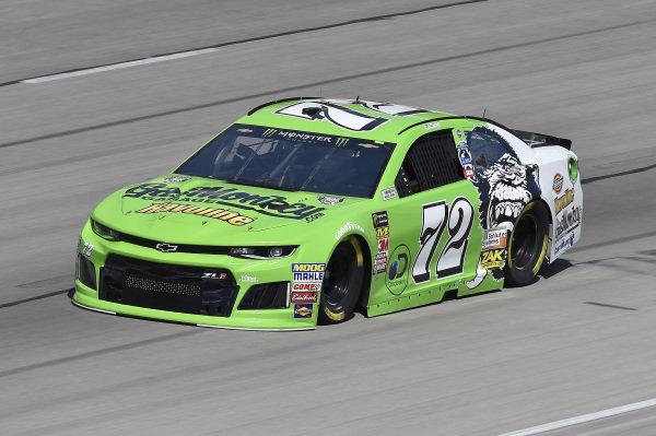 #72: Corey LaJoie, TriStar Motorsports, Chevrolet Camaro Gas Monkey Garage