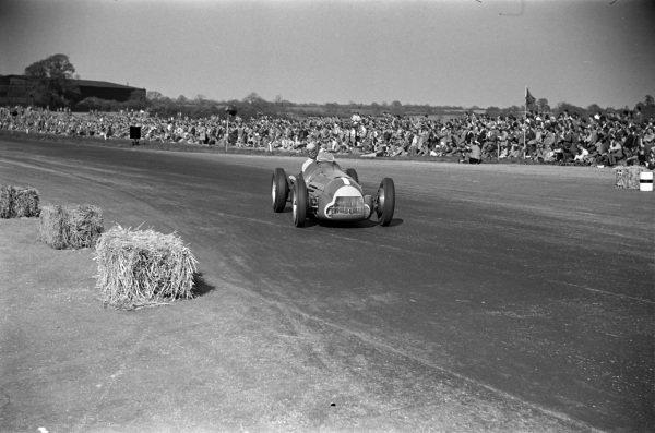 Juan Manuel Fangio, Alfa Romeo 158.
