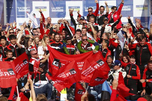 Toyota Gazoo Racing WRT, Toyota Yaris WRC 2019