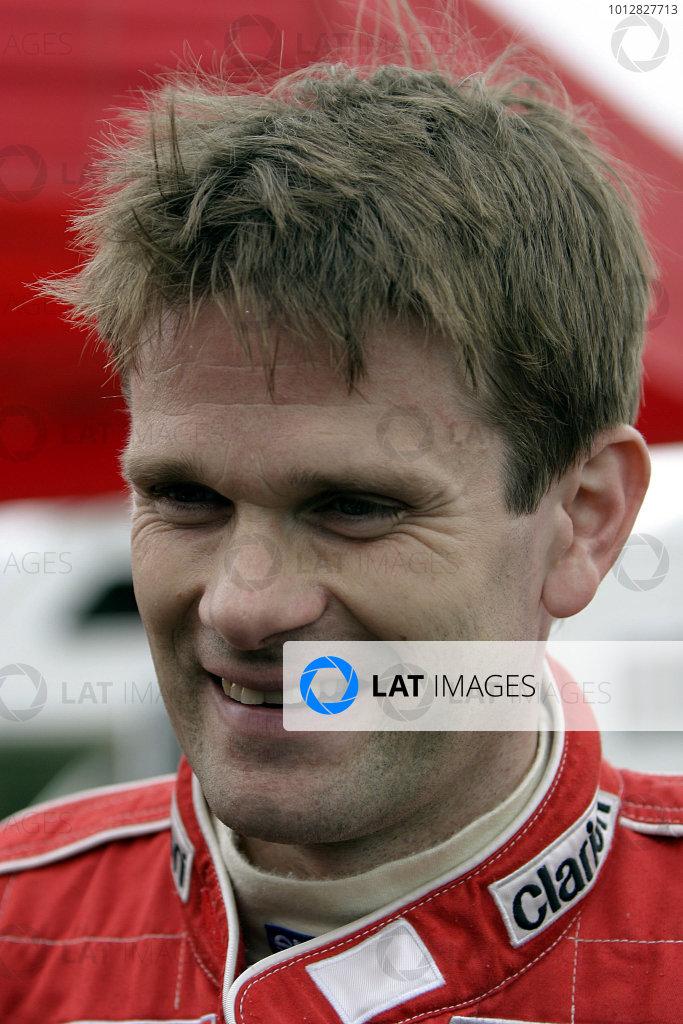 2004 FIA World Rally Champs. Round four, Propecia Rally New Zealand.