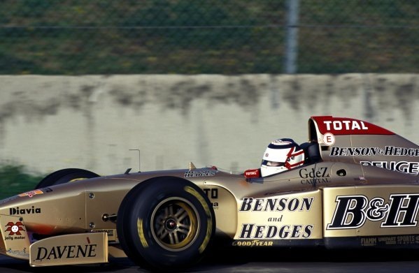 When retired champs' drive contemporary F1 cars
