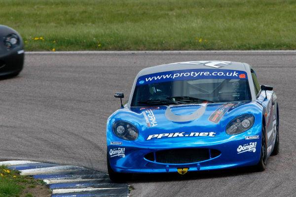 2013 Ginetta GT5 Challenge Rockingham, 5th and 6th May, 2013 Ben Hyland World Copyright. Ebrey/LAT Photographic