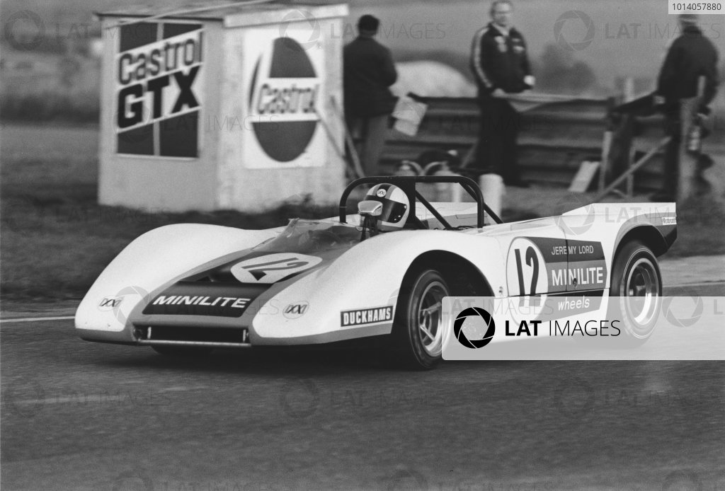 1973 Motoring News Castrol Sports GT Championship.