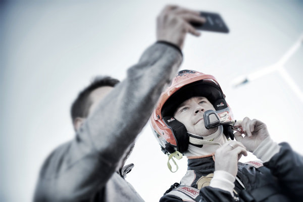 Mads Ostberg (NOR), M-Sport World Rally Team WRC at World Rally Championship, Rd6, Rally Portugal, Preparations and Shakedown, Matosinhos, Portugal, 18 May 2017.