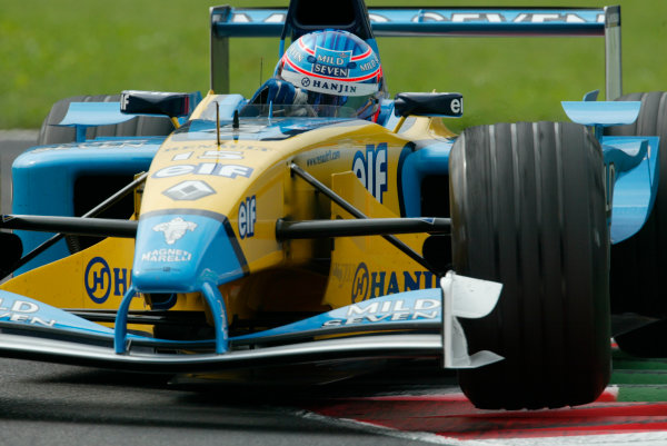 2002 Italian Grand Prix - practiceMonza, Italy. 13th September 2002World Copyright - LAT Photographicref: digital file only