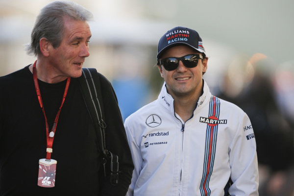 Felipe Massa (BRA) Williams at Formula One World Championship, Rd18, United States Grand Prix, Practice, Circuit of the Americas, Austin, Texas, USA, Friday 21 October 2016.