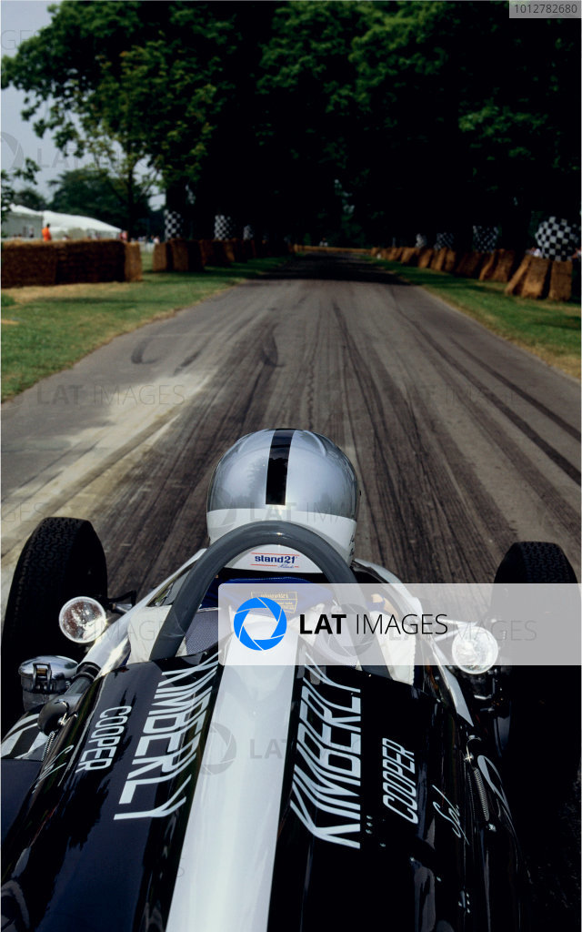 1999 Goodwood Festival of Speed.