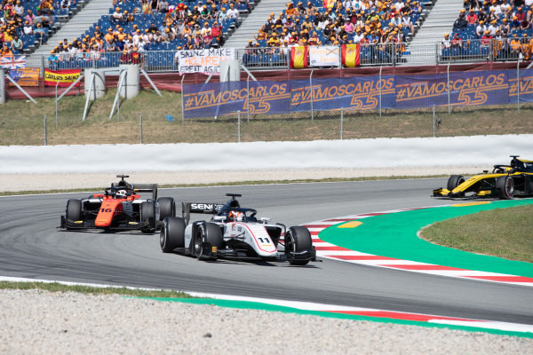 Callum Ilott (GBR, SAUBER JUNIOR TEAM BY CHAROUZ) and Jordan King (GBR, MP MOTORSPORT)