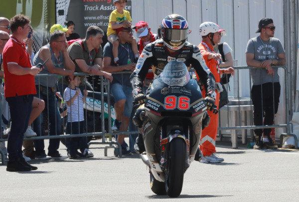 Jake Dixon, Angel Nieto Team.