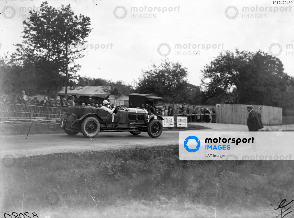 Woolf Barnato / Henry Birkin, Bentley Motors Ltd., Bentley Speed Six.