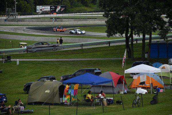 #81 DragonSpeed USA ORECA LMP2 07, LMP2: Henrik Hedman, Ben Hanley, #76 Compass Racing McLaren 720S GT3, GTD: Corey Fergus, Paul Holton