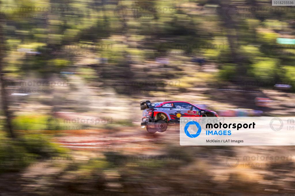 Sébastien Loeb (FRA), Hyundai World Rally Team, Hyundai i20 Coupe WRC 2020