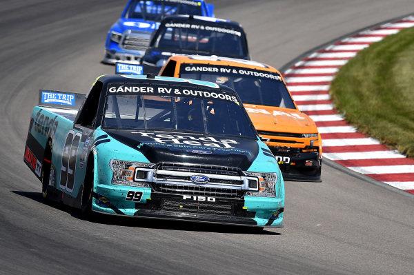 #99: Ben Rhodes, ThorSport Racing, Ford F-150 Tenda