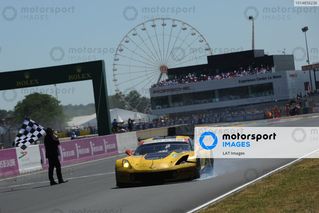 Round 3 - Le Mans 24 Hours