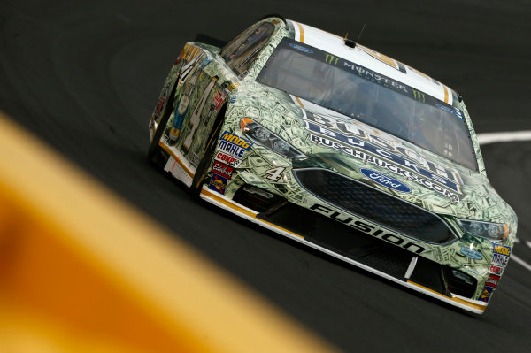 Monster Energy NASCAR Cup Series Monster Energy NASCAR All-Star Race Charlotte Motor Speedway, Concord, NC USA Friday 19 May 2017 Kevin Harvick, Stewart-Haas Racing, Busch Bucks Ford Fusion World Copyright: Matthew T. Thacker LAT Images ref: Digital Image 17CLT1mt1449