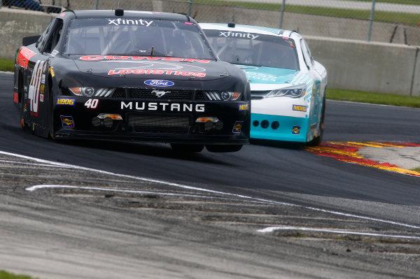 NASCAR XFINITY Series Johnsonville 180 Road America, Elkhart Lake, WI USA Saturday 26 August 2017 Timmy Hill, Toyota Camry World Copyright: Brett Moist LAT Images