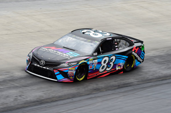 Monster Energy NASCAR Cup Series Bass Pro Shops NRA Night Race Bristol Motor Speedway, Bristol, TN USA Friday 18 August 2017 Corey LaJoie, BK Racing, HMS Motorsport Toyota Camry World Copyright: John K Harrelson LAT Images