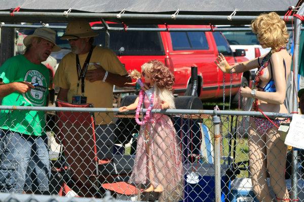 Sebring, Florida, USA. 15th-17th March 2012,Fans at SebringWorld Copyright: Ebrey/LAT Photographic.