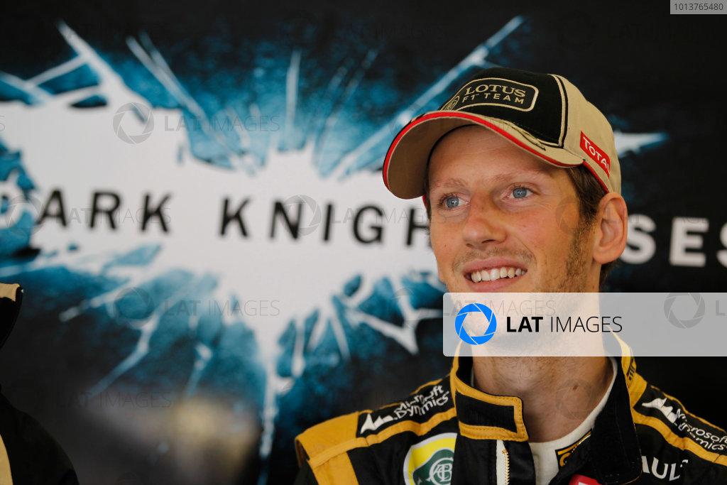 2012 British Grand Prix - Saturday