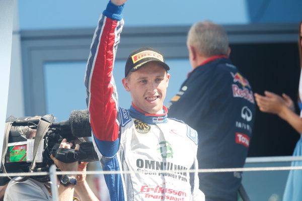 2014 GP3 Series Round 2. Red Bull Ring, Spielberg, Austria. Sunday 22 June 2014. Jimmy Eriksson (SWE, Koiranen GP)  Photo: Alastair Staley/GP3 Series Media Service. ref: Digital Image _79P6788