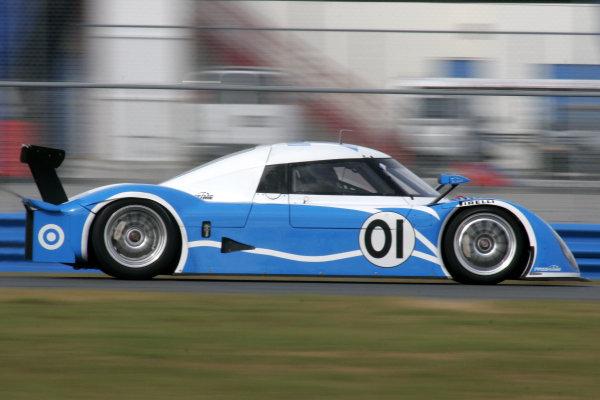 8-9 December, 2009, Daytona Beach, Florida USAChip Ganassi Racing, BMW / Riley of Scott Pruett©2009, Greg Aleck, USALAT Photographic