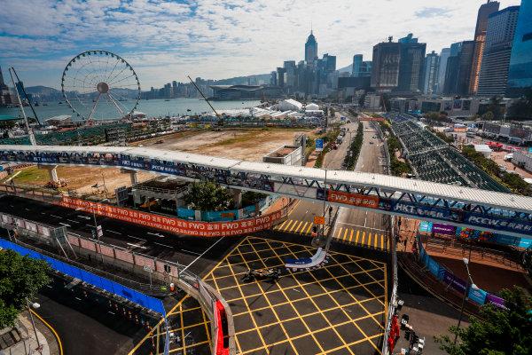 2017/2018 FIA Formula E Championship. Round 1 - Hong Kong, China. Saturday 02 December 2017. Jean Eric Vergne (FRA), TECHEETAH, Renault Z.E. 17. Photo: Alastair Staley/LAT/Formula E ref: Digital Image _ALS5588