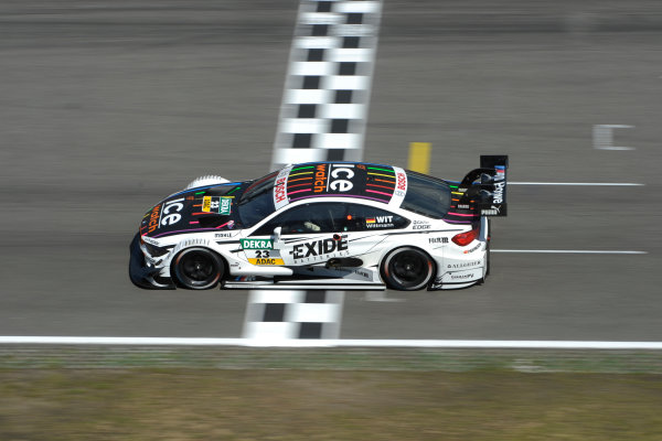 2014 DTM Championship Round 1 - Hockenheim, Germany 3rd - 4th May 2014  Marco Wittmann (GER) BMW Team RMG, BMW M4 DTM, Portrait World Copyright: XPB Images / LAT Photographic  ref: Digital Image 3083221_HiRes